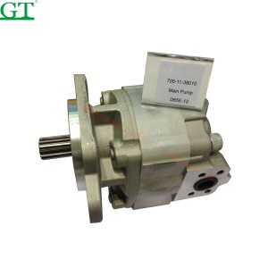 Dozer work pump D65E-12 705-11-40010 705-11-38010 steering pump705-11-33530 transmission pump 705-11-33210 return pump