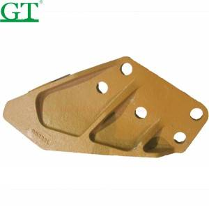 2018 High quality Cat Excavator Bucket Teeth - Sell D155 175-70-26310 dozer cutting edge grader end bit – Globe Truth