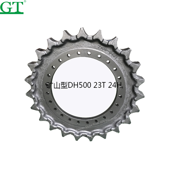 PriceList for Construction Machine Parts - EC140BL VOE14557971 Sprocket for excavator part – Globe Truth Featured Image