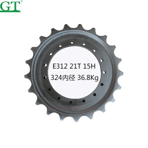 Competitive Price for Excavator Front Idler - Caterpillar/Doosan/CAT/SANY/Komatso/Hitachi/Liugong/Sumitomo/Volvo Excavator Sprocket  – Globe Truth
