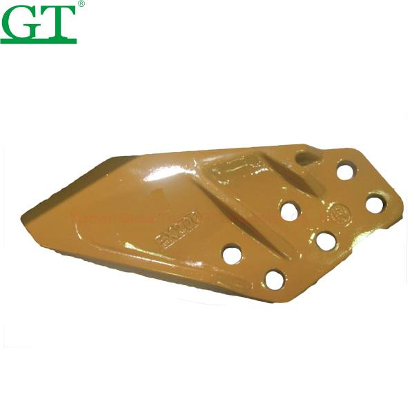 OEM China Excavator Bucket Pins - Sell OEM boron steel 8E5531 grader end bit,dozer cutting edge  – Globe Truth