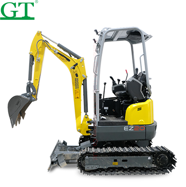 Hot-Sell Wacker N euson Mini Excavator 4TNV94L engine 1.0-4 ton- Small Excavator Featured Image
