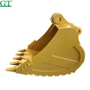 Construction Machinery Digging bucket heavy duty Excavator rock Bucket For Sale