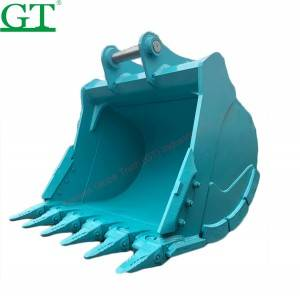 Sell high quality cheap price Q345 Steel E320 rock bucket