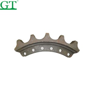 Chinese Professional Kolbelco Undercarriage Parts - Segment for bulldozer part,segment group,sprocket D5 segment – Globe Truth