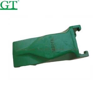 Forging casting jcb bucket teeth construction tool parts
