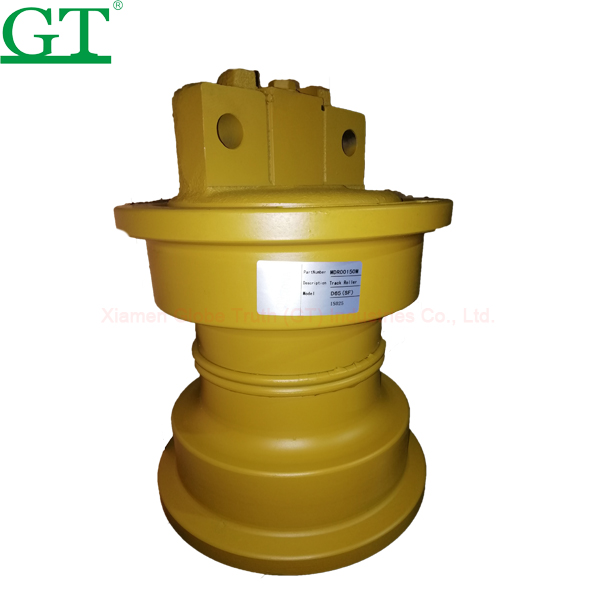 Manufacturer of Caterpillar Cutting Edges - Sell O&K dozer RH20 track roller oem no.044326 sf OK682 10T0212AY2 Track roller,bottom roller,lower roller – Globe Truth