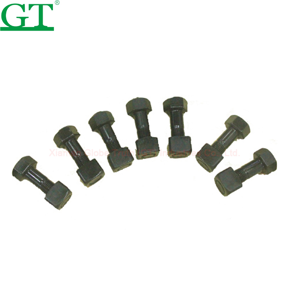 OEM/ODM Factory Hydraulic Track Press For Track Pin - 12.9 grade P/N:097-0324/20Y-32-11210/14X-32-11210 track bolt – Globe Truth