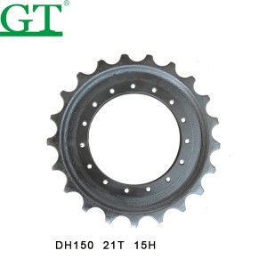 Caterpillar excavator and dozer sprocket E330/EX200-2/EX200-3/5/PC60-5/PC60-6/PC200-5