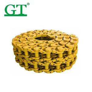New Fashion Design for Excavator Track Bolts - D85ESS-2 dozer track link/track chain/link assy 42L Lub type – Globe Truth