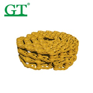 Best Price for Track Bolts Nuts - PC250LC-6 PC300-6/7 R55 R110 R220 track link/track chain for excavator – Globe Truth