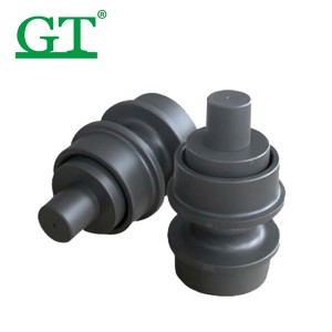 China Factory for Track Roller For Excavator - BD2G. BD2F Carrier roller,Top roller and Upper Roller – Globe Truth