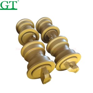 China Manufacturer for Hitachi Excavator Parts -  6T9883/6T9879/6T9875/6Y2901 flange single/double track roller – Globe Truth