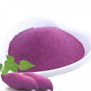 Wholesale Discount Dehydrated Red Onion - 100% Natural Dehydrated/Dried AD Purple Sweet Potato Powder – Ruisheng