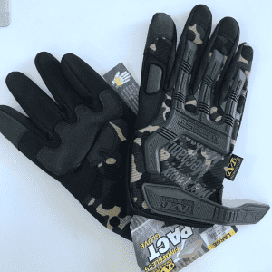 Camouflage Multi-Function Glove