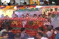 Inauguration ceremony of pilot HED project in Bangladesh