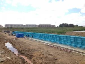 Dunhua Hydraulic Landscape Barrage Projects No. 4