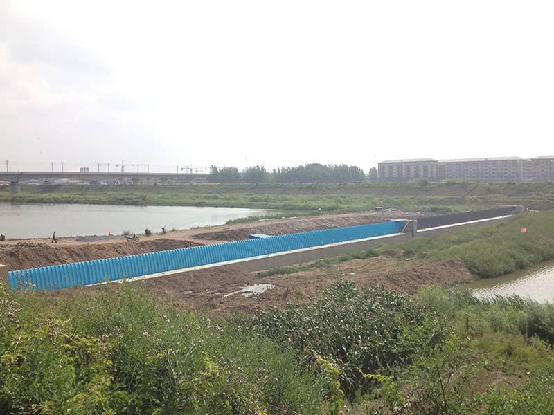Dunhua Hydraulic Landscape Barrage Projects No. 4 Featured Image