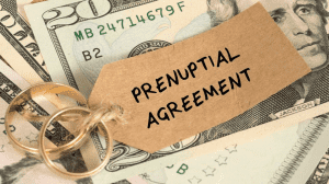 Write Your Pre-nuptial Agreement under China Laws: Points for Attention