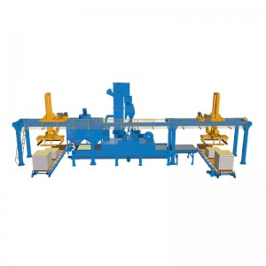 Reasonable price Concrete Block Machine - Shot blasting machine – Shifeng