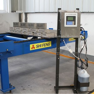 Factory Price For Concrete Block Machine Interlock – Block inkjet Printer – Shifeng