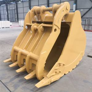 BONOVO durable good quality excavator thumb bucket of all sizes