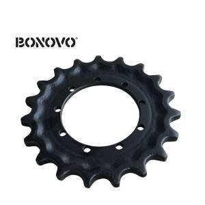 Excavator EC210/EC290/EC360 Sprocket Wheel /Drive Ring Gear for volvo Excavator Sprocket ec290