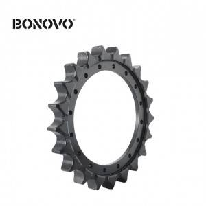 Excavator Undercarriage Sprocket Wheel for komatsu Sprocket PC120 PC100-1