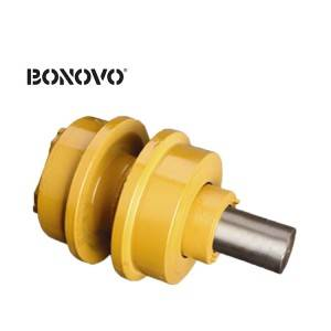 OEM undercarriage parts carrier roller PC200 PC200-1 PC200-3 top roller PC200-5 PC200-6 PC200-7
