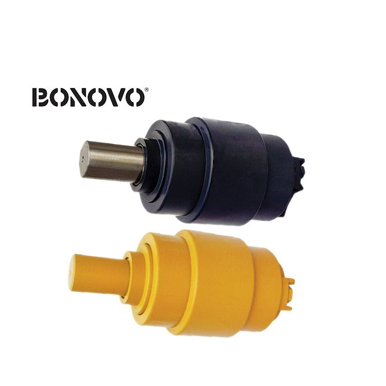 Hot sale undercarriage parts dozer roller top carrier roller for d3 d4 d5 d6 d7 d8 d9 d10 Featured Image