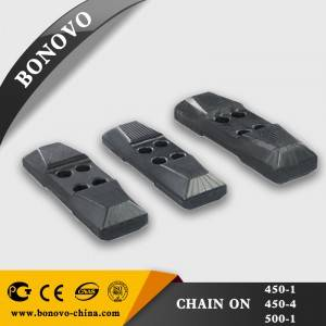 Factory Price ZX70 ZX75 ZX80 ZX85 Excavator Rubber Pads for EX60 Rubber Tracks Pads