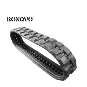 Excavator Rubber Crawler Rubber Track 160 60 37 cheap rubber track