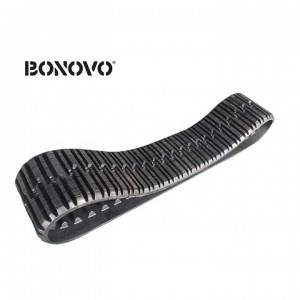 Undercarriage Small Rubber Crawler Rubber Track 230 96 31