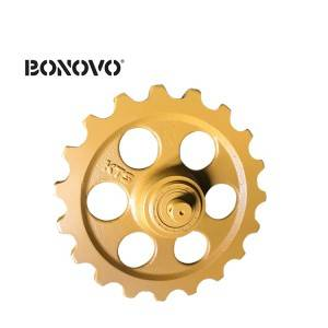 EX1200-6 Drive Sprocket Segment Excavator Dozer Wheel Sprocket with OEM Quality