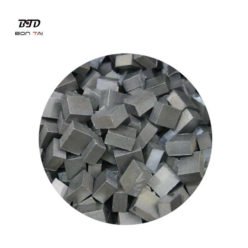 Best Price on Diamond Disc - Diamond metal segments for cutting or grinding concrete and stones – Bontai