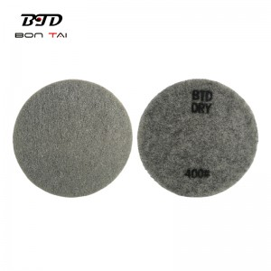 27inch Burnishing diamond polishing pads to make surface high brightness