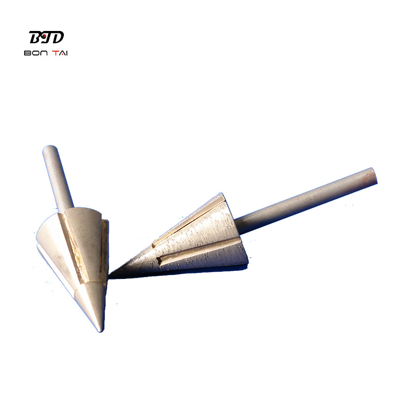 Excellent quality Diamond Grinding Disc - Marble Granite Concrete Diamond Corner Grinding Bit Tools for Corner Grinder – Bontai