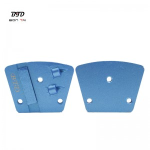 3-M6 Trapezoid PCD Segment Diamond Grinding Shoes