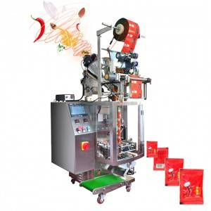 multi-function packing machine for powder filli...