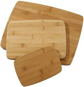Christmas OEM Manufacturer China Extra Large Organic Bamboo- Best Kitchen Chopping Board for Meat (Butcher Block) Cheese and Vegetables Bamboo Cutting Board with Juice Groove
