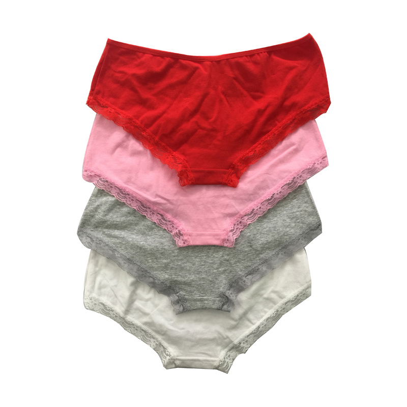 China Factory for Kids Underwear Girls - Quick Dry Eco Friendly Sexy Women'S Panties Thong Underwear – baishiqing detail pictures