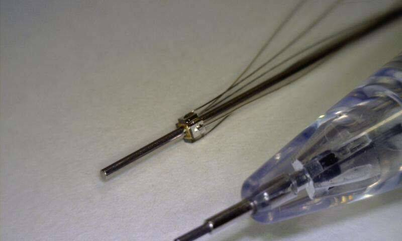 Unveiling of the world's smallest and most powerful micro motors
