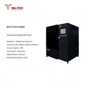 2021 High quality Large 3d Printer - A660  – Bulltech