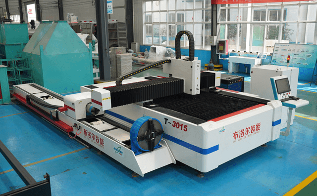 What causes the fiber laser cutting machine cutting speed of metal laser cutting machine?