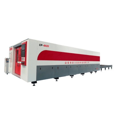 CP series Fiber Laser Cutting Machine
