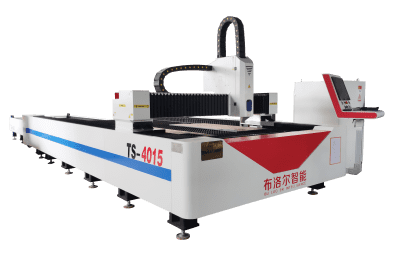 One of Hottest for Ss Fiber Laser Cutting Machine - TS series exchange table fiber laser cutting machine – Buluoer