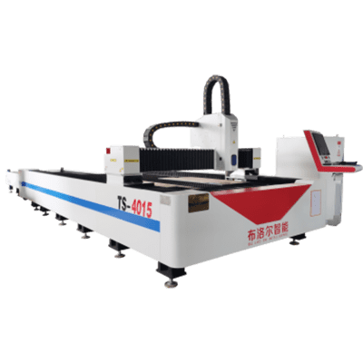 TS series exchange table fiber laser cutting machine
