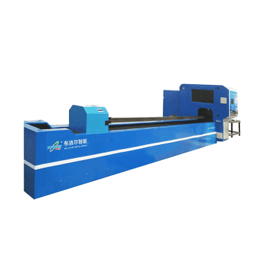TP series tube fiber laser cutting machine