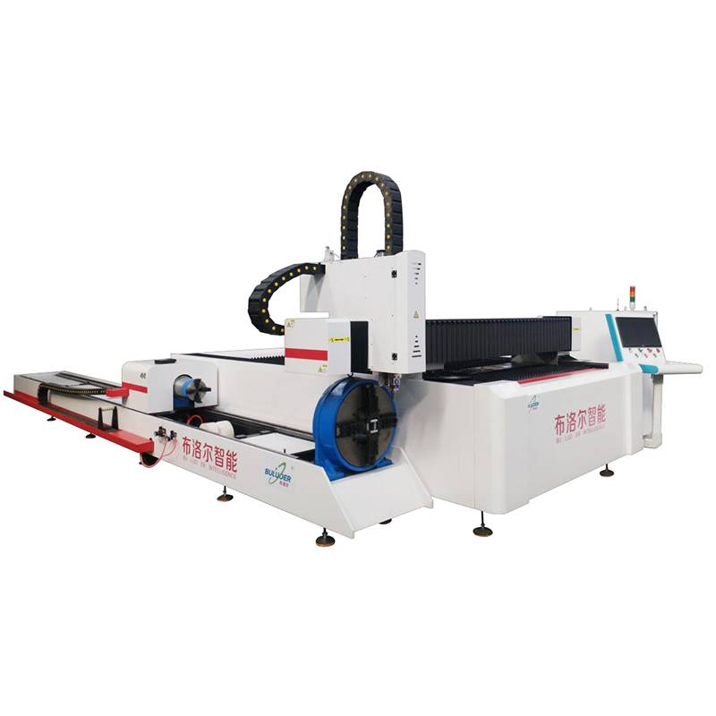 TS Series Pipe sheet integrated fiber laser cutting machine Featured Image