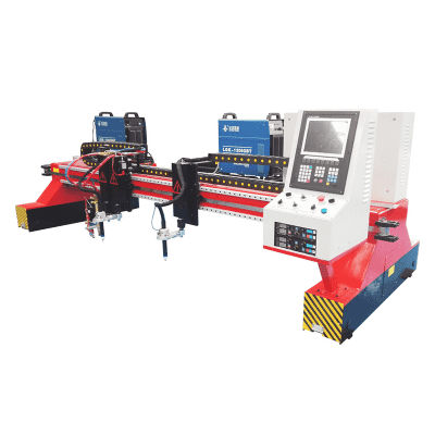 Cheap price Aluminium Laser Cutting Machine - BLDS Series Gantry Type Double Plasma CNC Cutting Machine – Buluoer